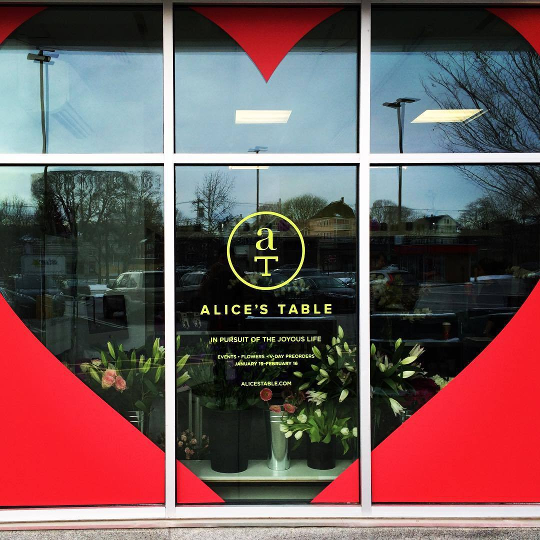 Popping Up in Chestnut Hill | Alice's Table