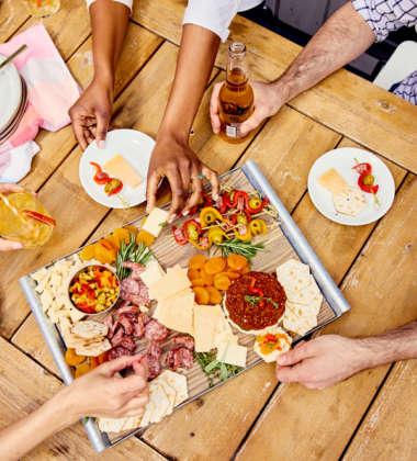 Summer Antipasto Board