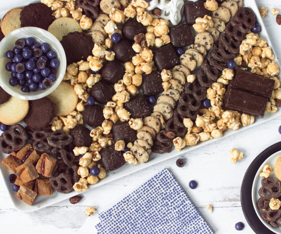 Virtual Dessert Board Experience with Wellesley Sprague Elementary School