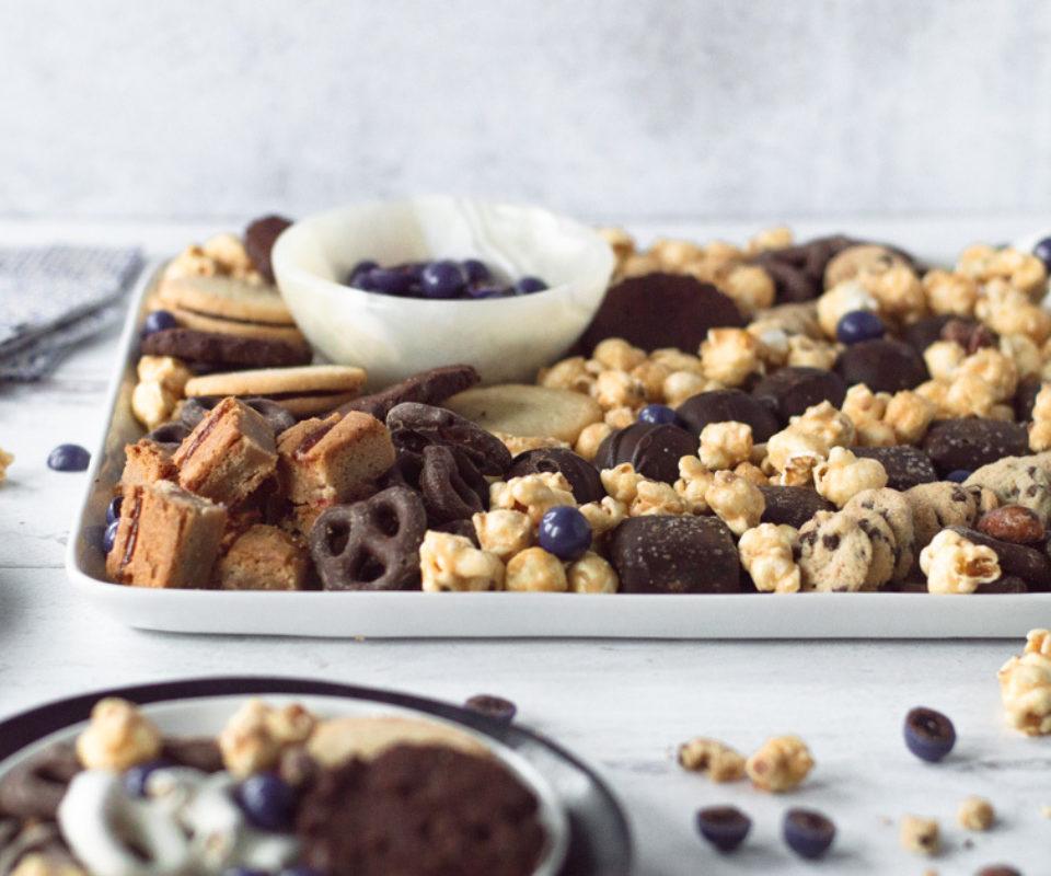 Chocolate Lovers Dessert Board
