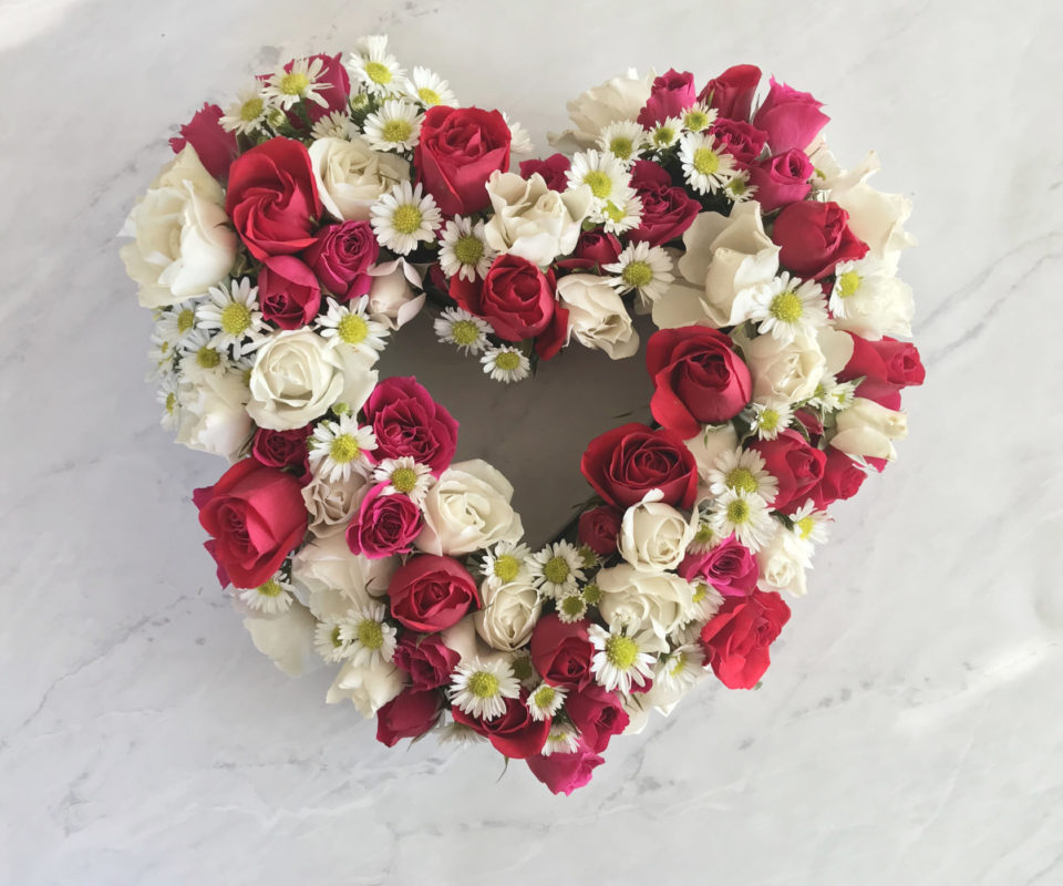 Beautiful Blooms for Valentine's Day