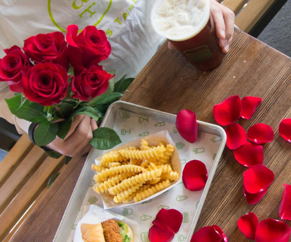 Valentine's Day at Shake Shack | Alice's Table