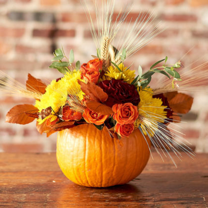 Virtual Fall Pumpkin Masterclass with Alice!