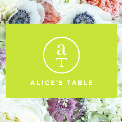 Image result for alices table