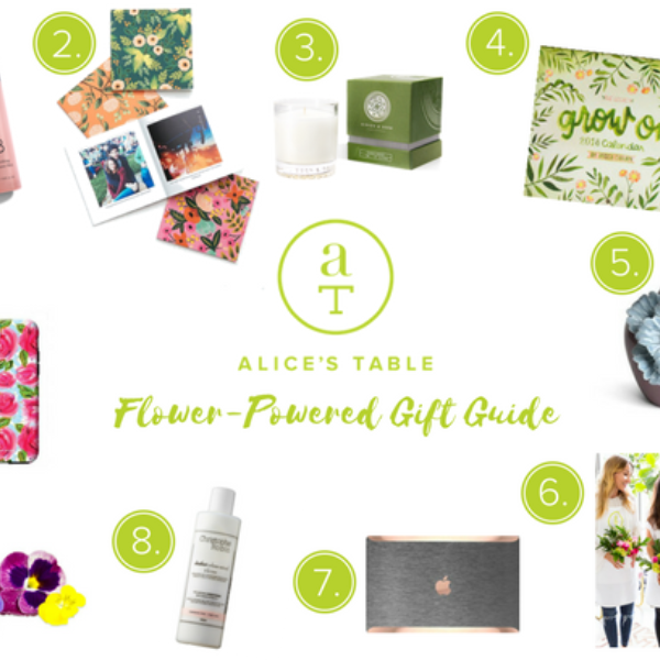 10 Gifts For The Flower Lover in Your Life