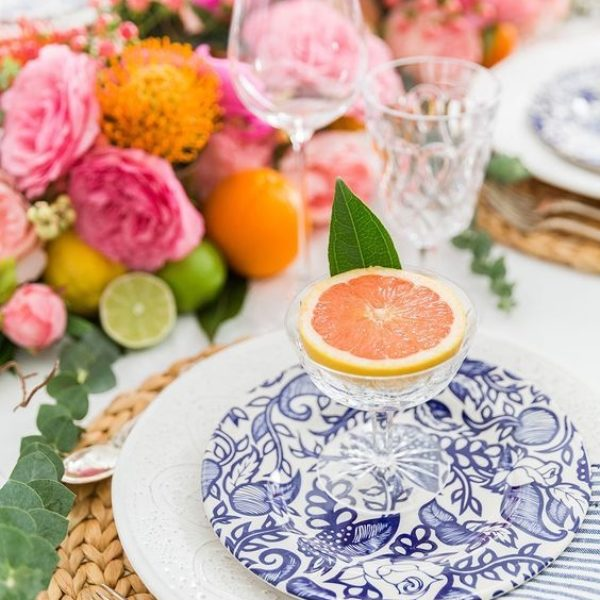 How to Throw a Glamorous Spring Brunch