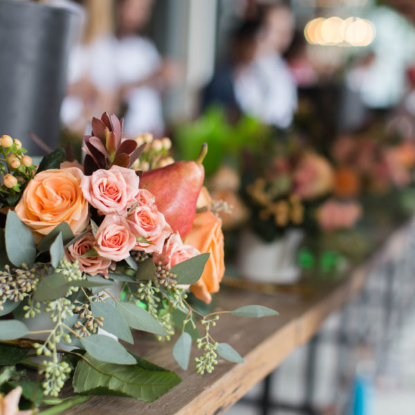 Breaking Down The Bouquet: Thanksgiving Edition