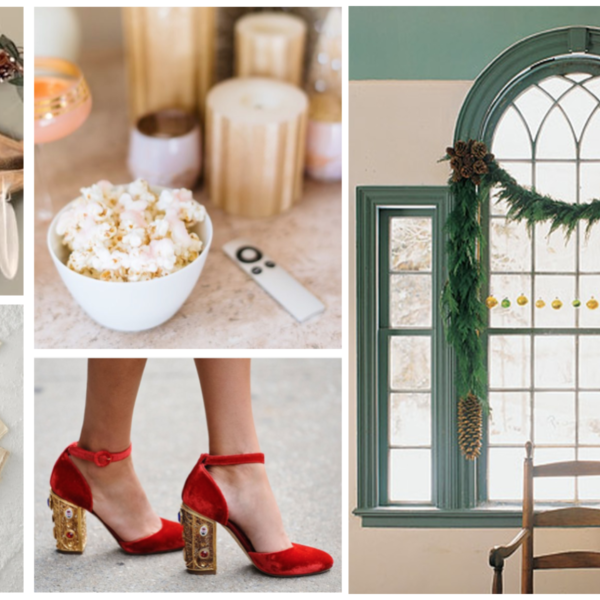 Bits and Blooms: Holiday Decorations