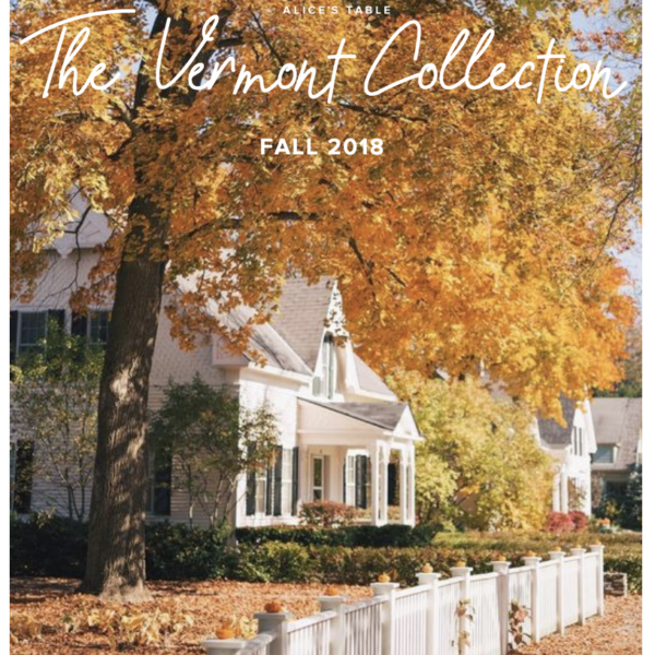 The Vermont Collection & Lookbook