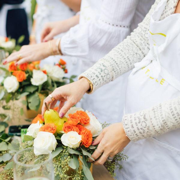 A Floral Expert Spills Her Go-To Tricks for Autumn Floral Arrangements
