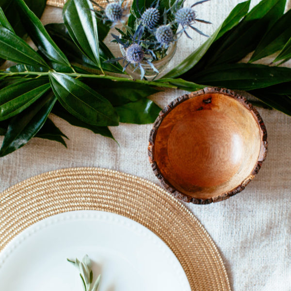 Simple Fall Tablescape under $50
