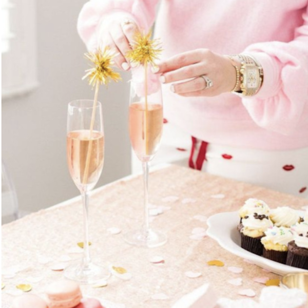 Host A Picture-Perfect Galentine's Party