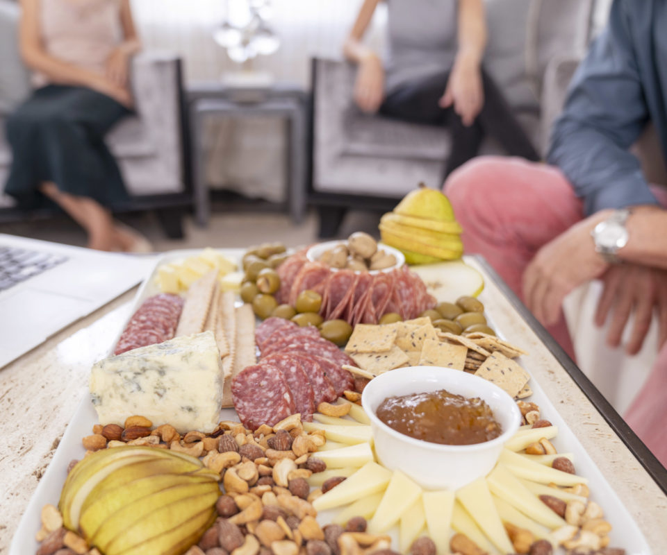 Cheese & Charcuterie Board Workshop!