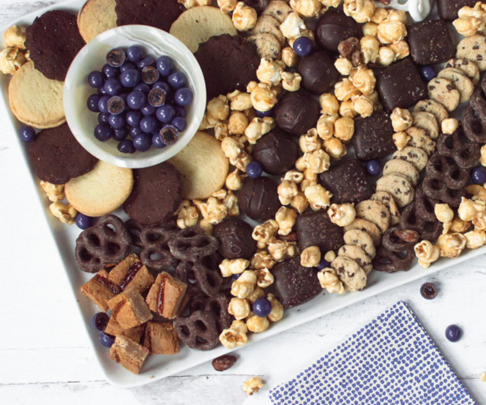 Dessert Board: Chocolate Heaven