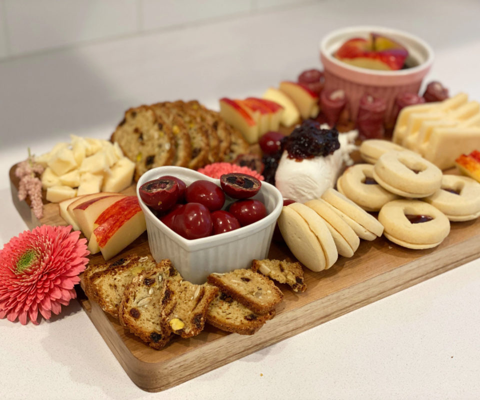 Galentine's Day Cheese & Charcuterie Board Workshop!