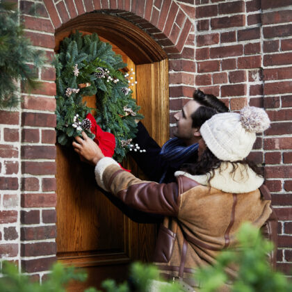 Exclusive Holiday Wreath & Decorating Workshop with Real Simple