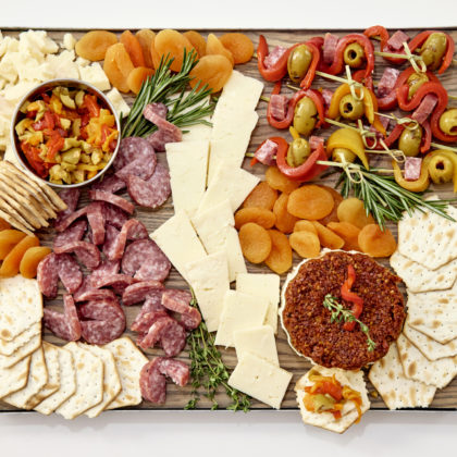 Summer Antipasto Board