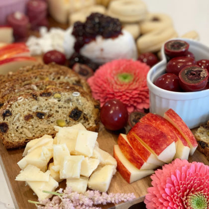 Valentine's Day Cheese & Charcuterie Board Workshop!