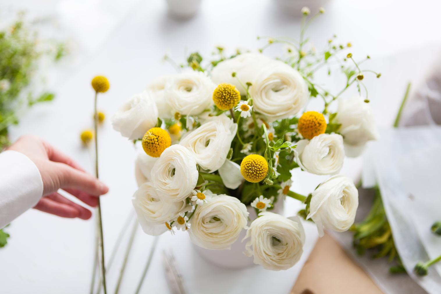 Weekly Flower Tip: Ranunculus! | Alice\'s Table